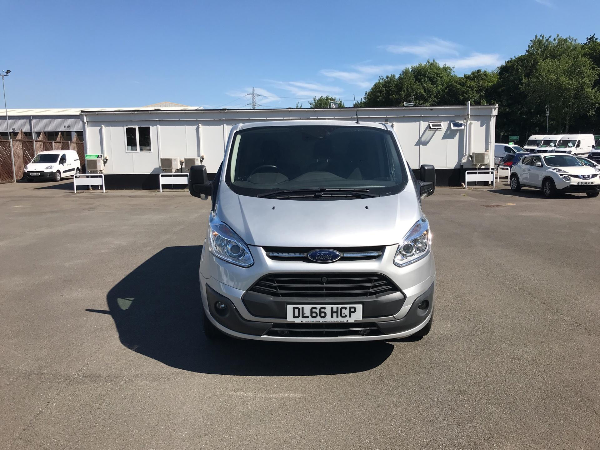 2016 Ford Transit Custom 270 L1 DIESEL FWD 2.2 TDCI 130PS LOW ROOF TREND VAN EURO 5 (DL66HCP) Thumbnail 8