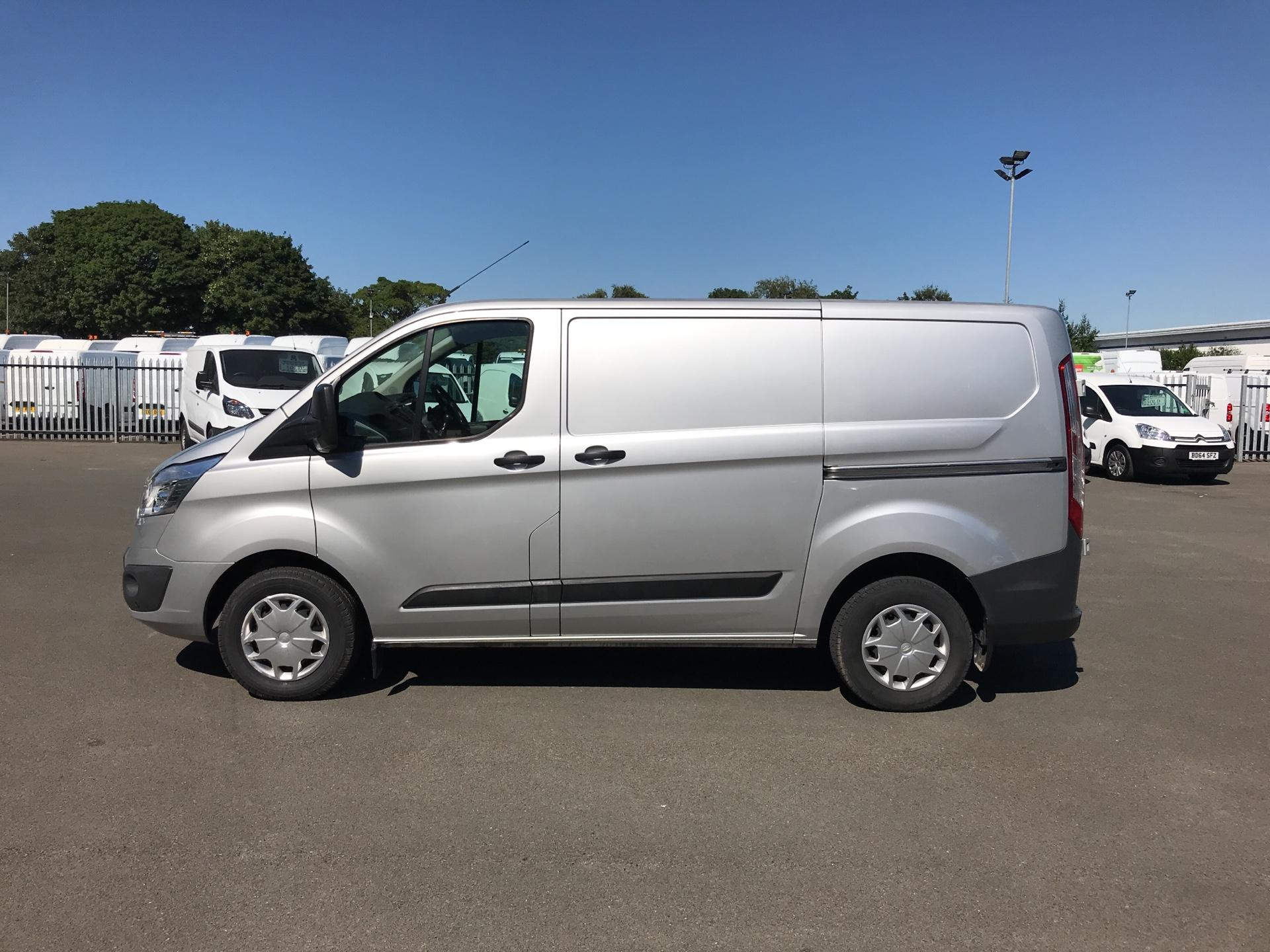 2016 Ford Transit Custom 270 L1 DIESEL FWD 2.2 TDCI 130PS LOW ROOF TREND VAN EURO 5 (DL66HCP) Thumbnail 6