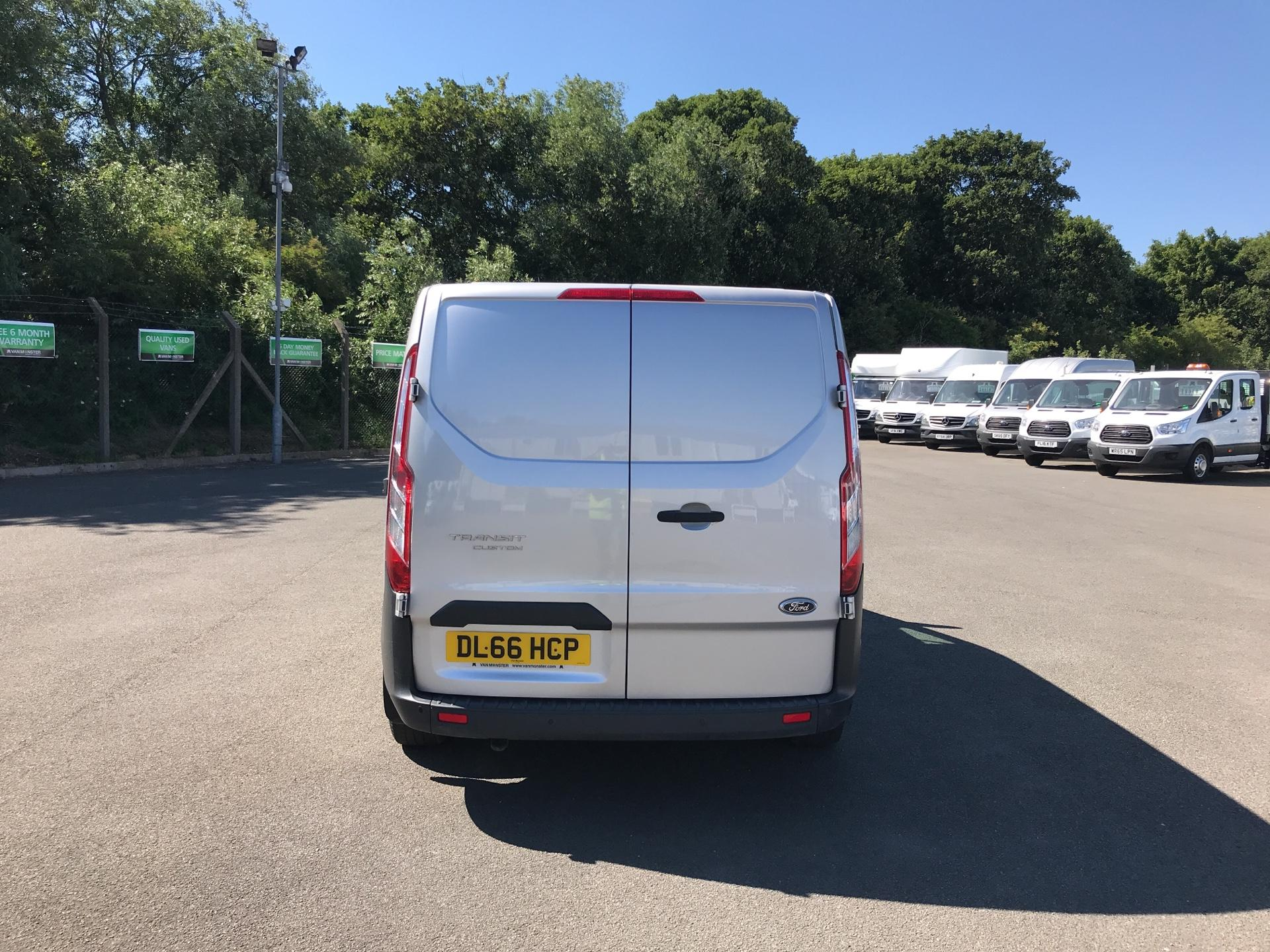 2016 Ford Transit Custom 270 L1 DIESEL FWD 2.2 TDCI 130PS LOW ROOF TREND VAN EURO 5 (DL66HCP) Thumbnail 4