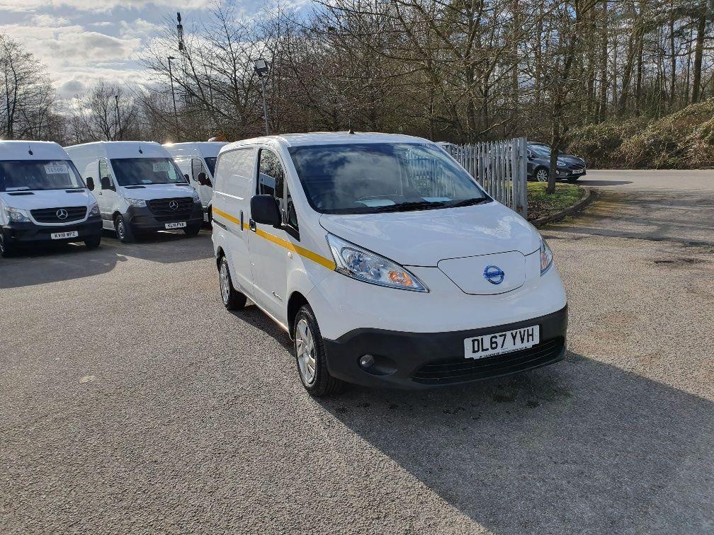 2018 Nissan E-Nv200 Acenta Rapid Plus Van Auto (DL67YVH)