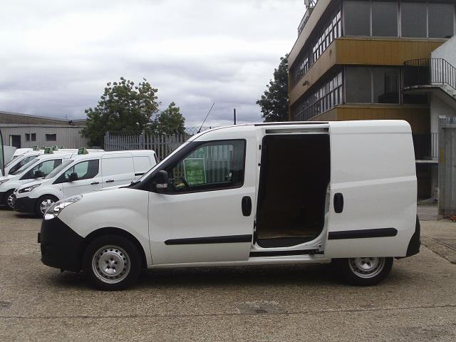 2015 Vauxhall Combo  L1 H1 2000 1.3 16V  EURO 5 (DN15AUX) Image 8