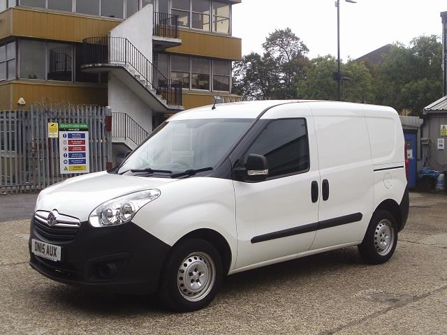 2015 Vauxhall Combo  L1 H1 2000 1.3 16V  EURO 5 (DN15AUX) Image 9