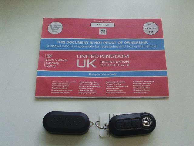 2015 Vauxhall Combo  L1 H1 2000 1.3 16V  EURO 5 (DN15AUX) Image 39