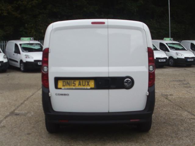 2015 Vauxhall Combo  L1 H1 2000 1.3 16V  EURO 5 (DN15AUX) Image 4