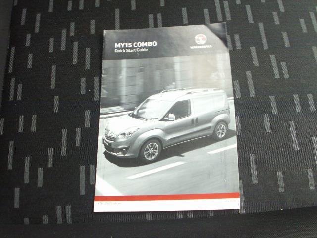 2015 Vauxhall Combo  L1 H1 2000 1.3 16V  EURO 5 (DN15AUX) Image 38
