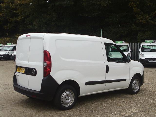 2015 Vauxhall Combo  L1 H1 2000 1.3 16V  EURO 5 (DN15AUX) Image 3