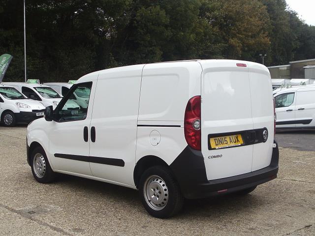 2015 Vauxhall Combo  L1 H1 2000 1.3 16V  EURO 5 (DN15AUX) Image 6