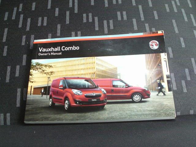 2015 Vauxhall Combo  L1 H1 2000 1.3 16V  EURO 5 (DN15AUX) Image 35
