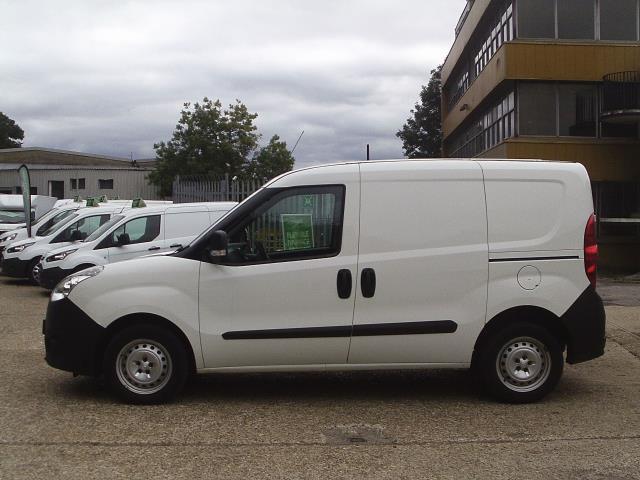 2015 Vauxhall Combo  L1 H1 2000 1.3 16V  EURO 5 (DN15AUX) Image 7