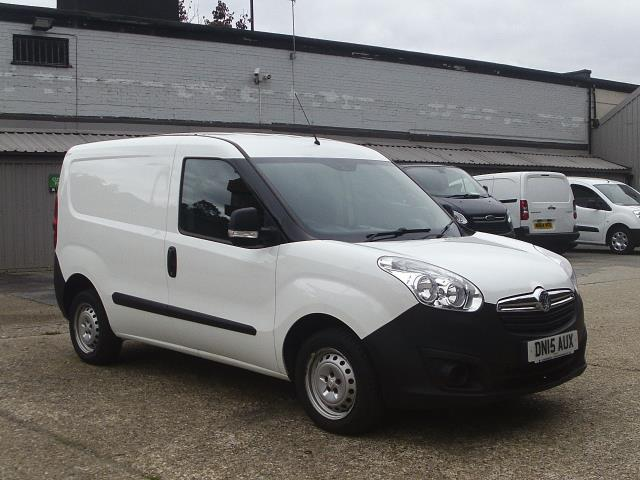 2015 Vauxhall Combo  L1 H1 2000 1.3 16V  EURO 5 (DN15AUX)
