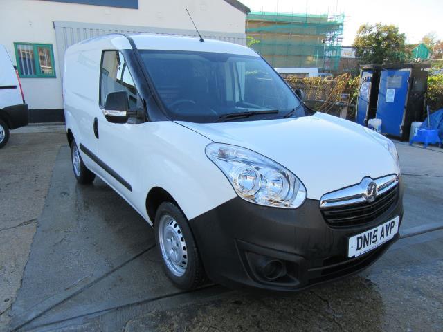 2015 Vauxhall Combo 2000 1.3 CDTI 16V H1 Van -EURO 5 (DN15AVP)