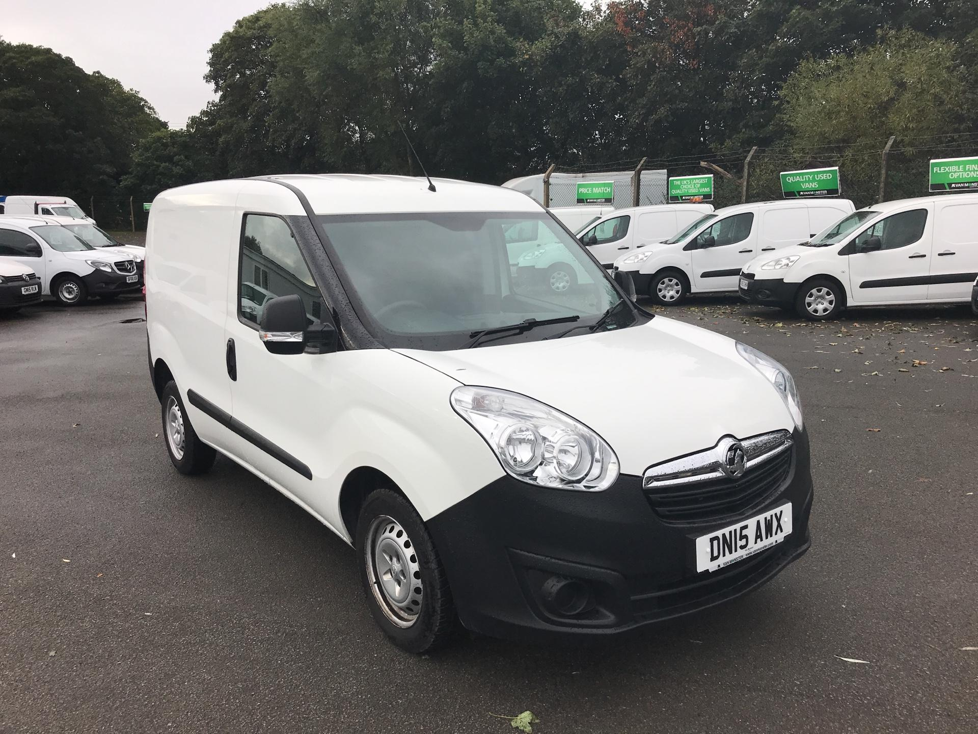 2015 Vauxhall Combo  L1 H1 2000 1.3 16V EURO 5 *VALUE RANGE VEHICLE - CONDITION REFLECTED IN PRICE* (DN15AWX)