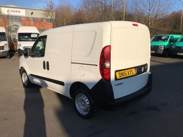 2015 Vauxhall Combo  L1 H1 2000 1.3 (SLD) 16V  EURO 5 (DN15AYS) Image 10