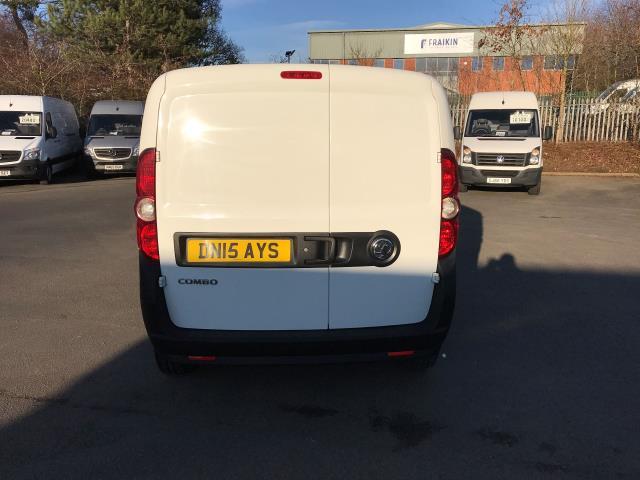2015 Vauxhall Combo  L1 H1 2000 1.3 (SLD) 16V  EURO 5 (DN15AYS) Image 9