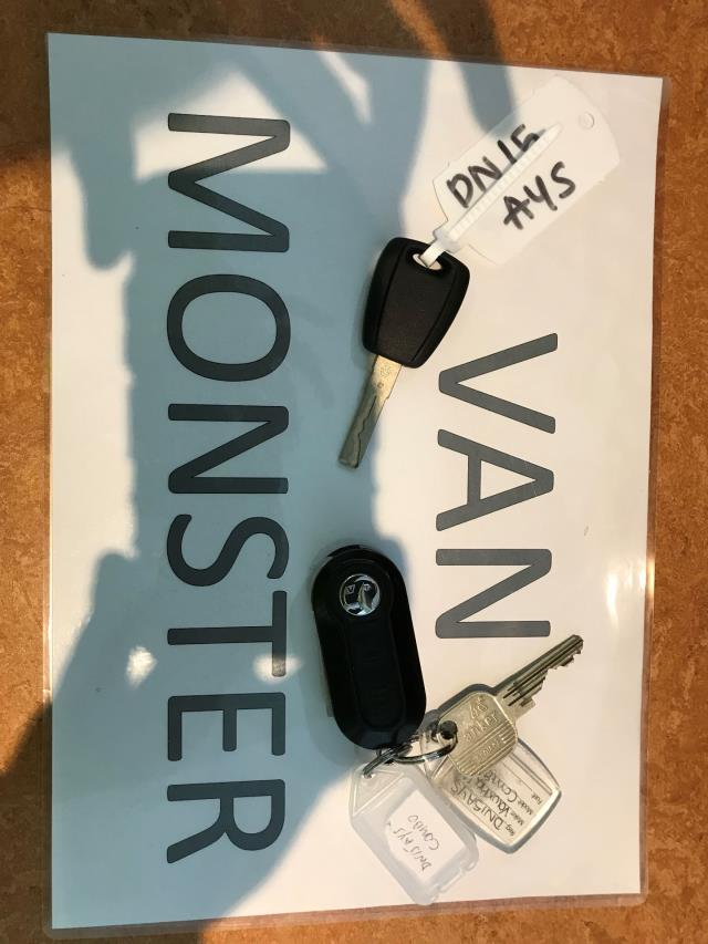 2015 Vauxhall Combo  L1 H1 2000 1.3 (SLD) 16V  EURO 5 (DN15AYS) Image 22