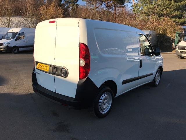 2015 Vauxhall Combo  L1 H1 2000 1.3 (SLD) 16V  EURO 5 (DN15AYS) Image 8