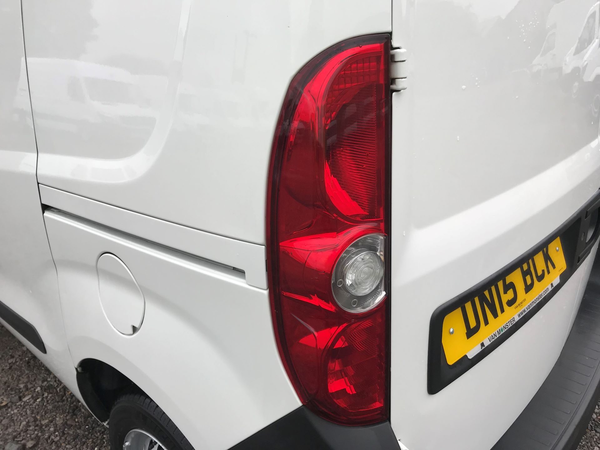 2015 Vauxhall Combo  L1 H1 2000 1.3 16V  EURO 5 (DN15BCK) Image 14