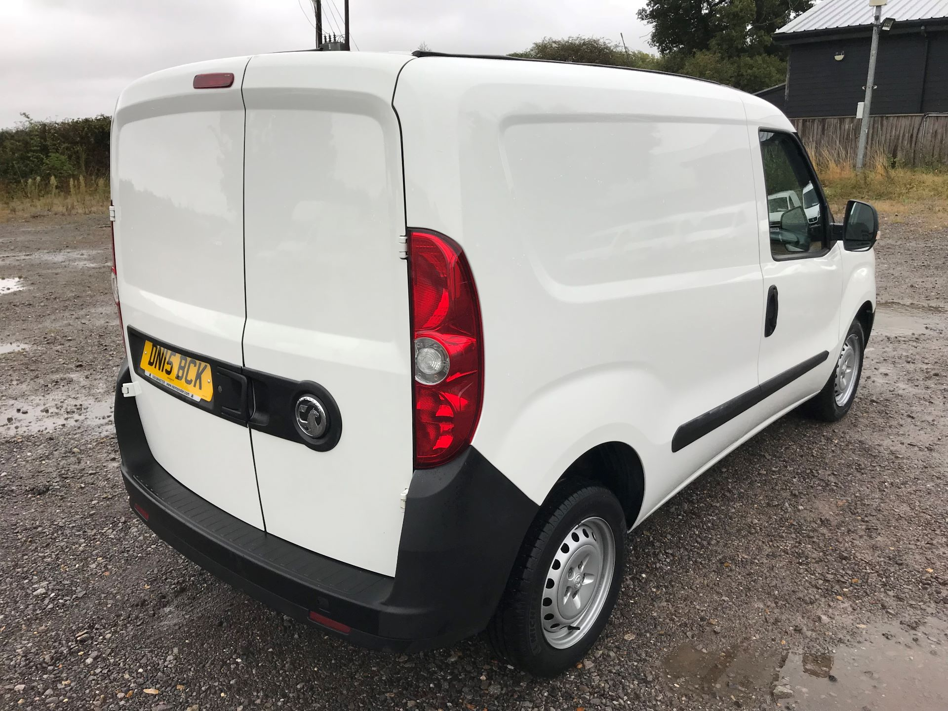 2015 Vauxhall Combo  L1 H1 2000 1.3 16V  EURO 5 (DN15BCK) Image 4
