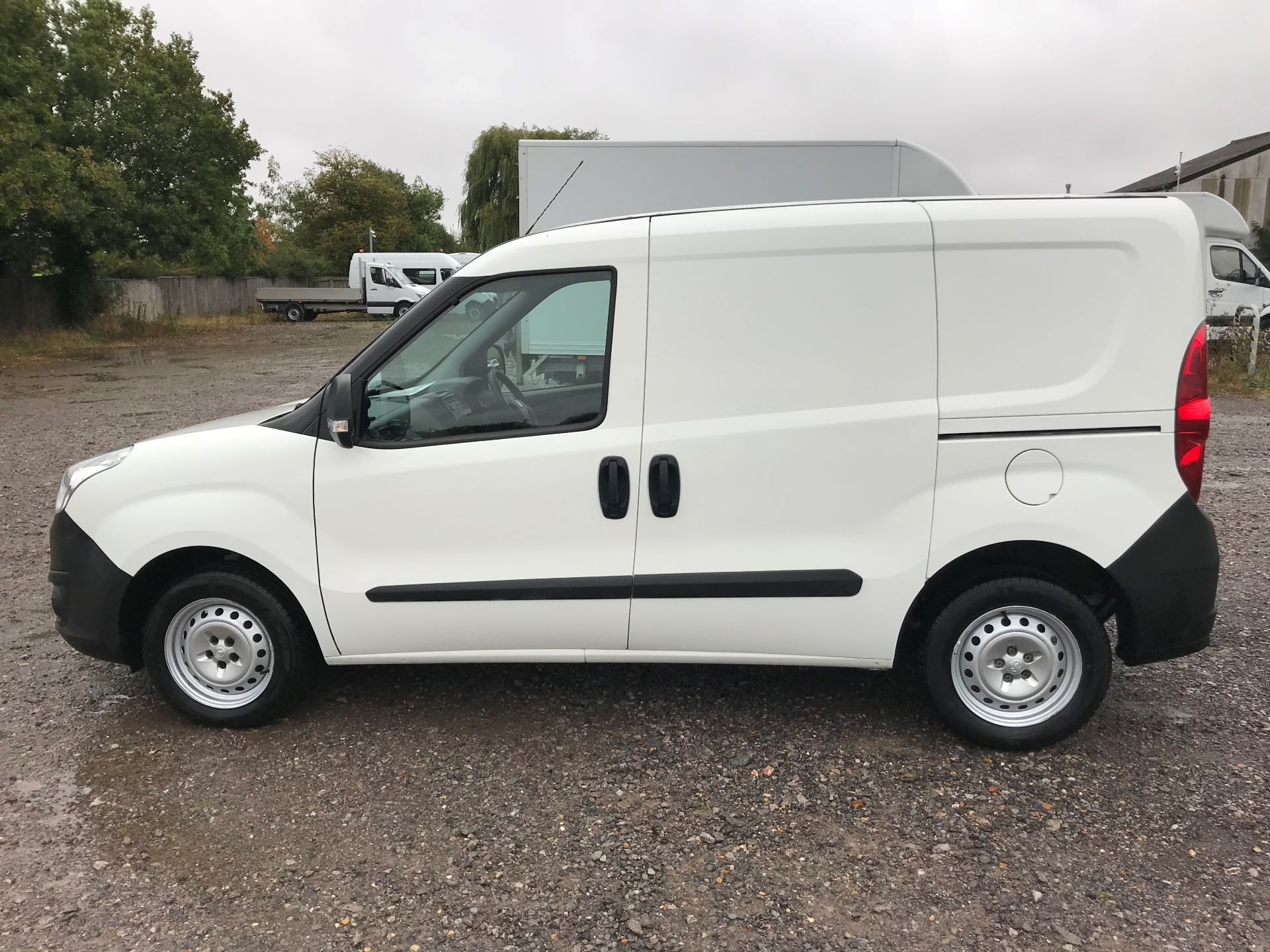 2015 Vauxhall Combo  L1 H1 2000 1.3 16V  EURO 5 (DN15BCK) Image 9