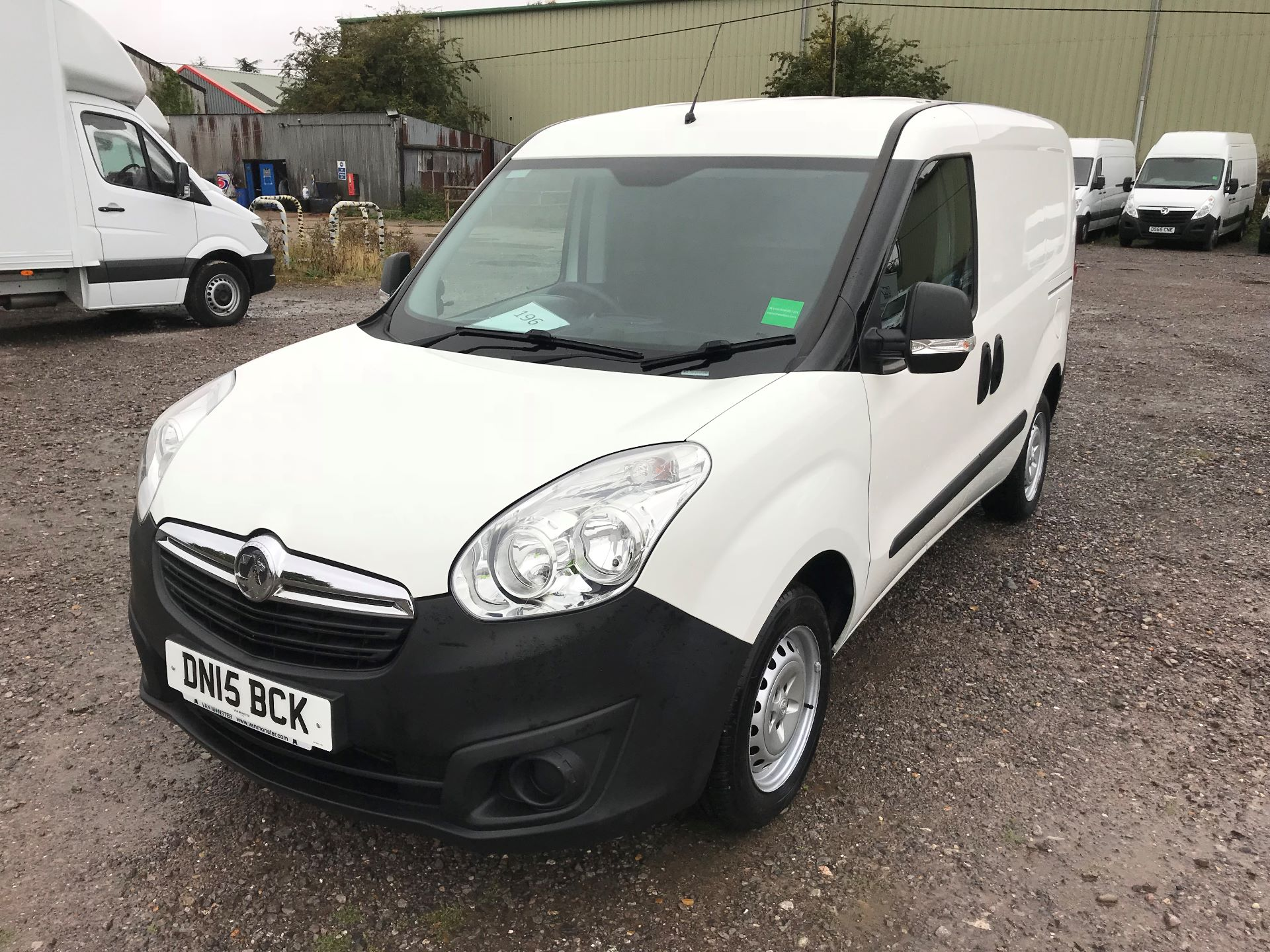2015 Vauxhall Combo  L1 H1 2000 1.3 16V  EURO 5 (DN15BCK) Image 3