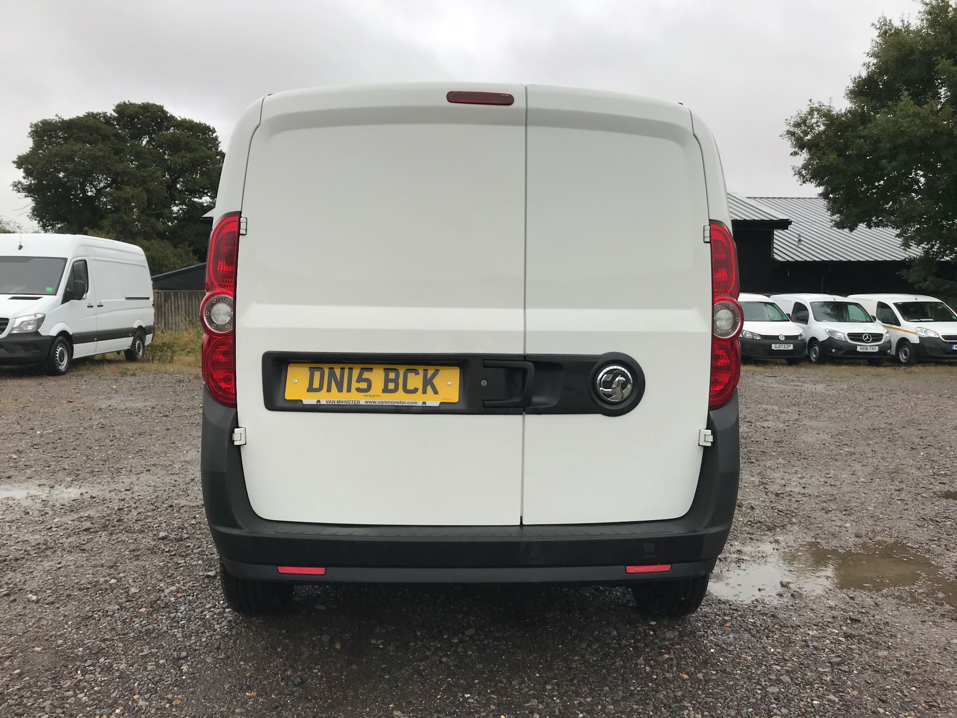 2015 Vauxhall Combo  L1 H1 2000 1.3 16V  EURO 5 (DN15BCK) Image 5