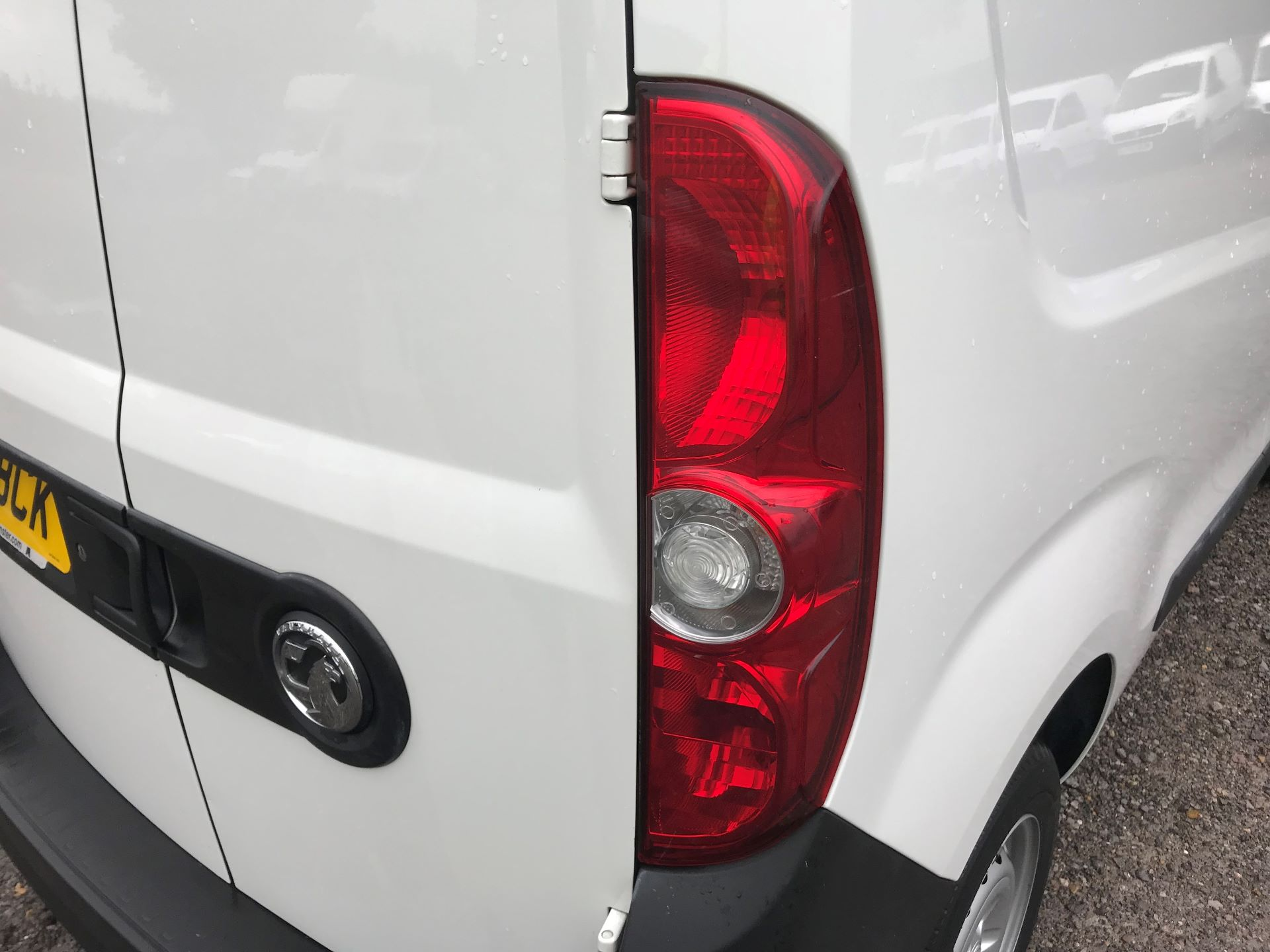 2015 Vauxhall Combo  L1 H1 2000 1.3 16V  EURO 5 (DN15BCK) Image 15