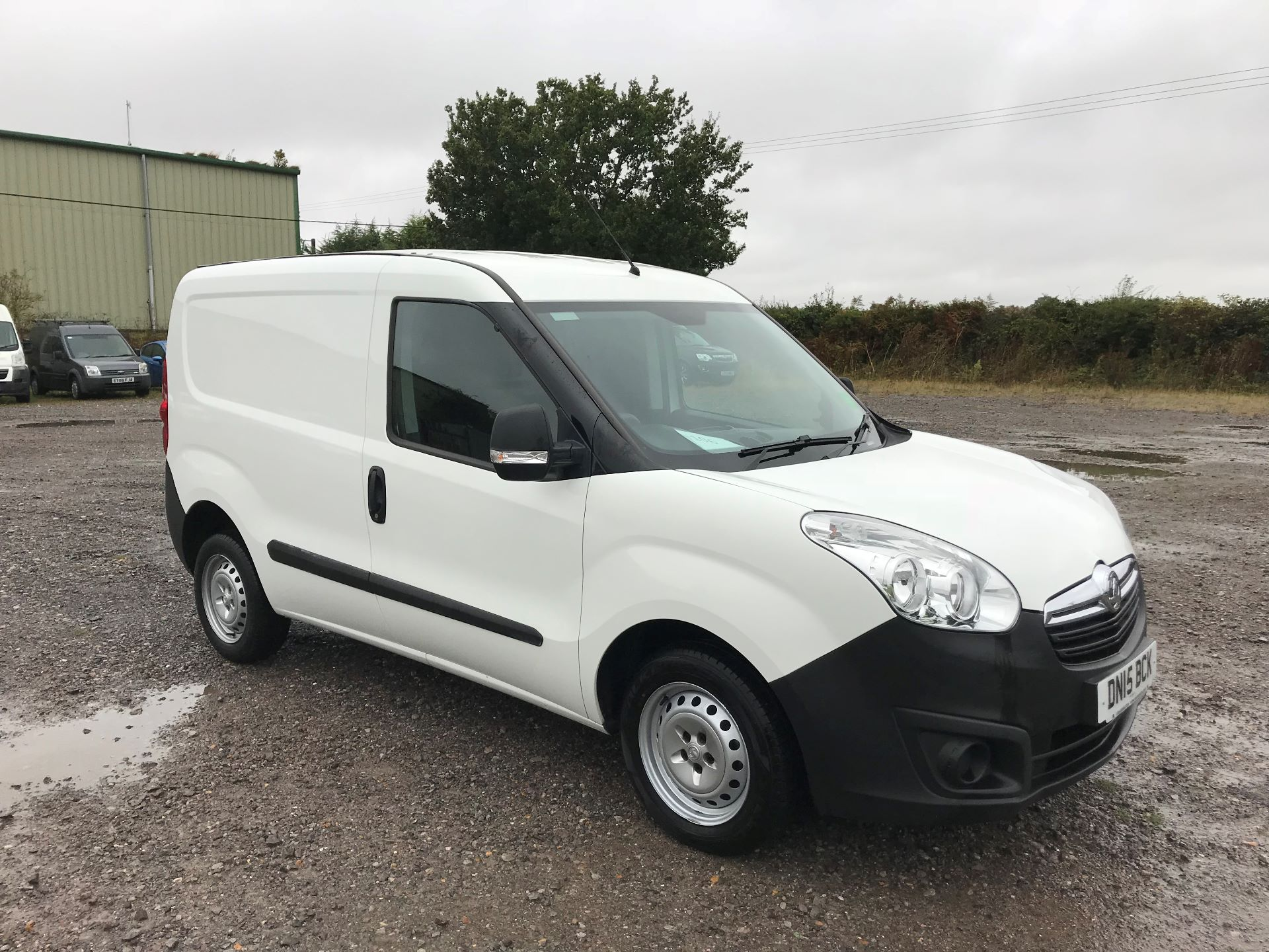 2015 Vauxhall Combo  L1 H1 2000 1.3 16V  EURO 5 (DN15BCK) Image 1