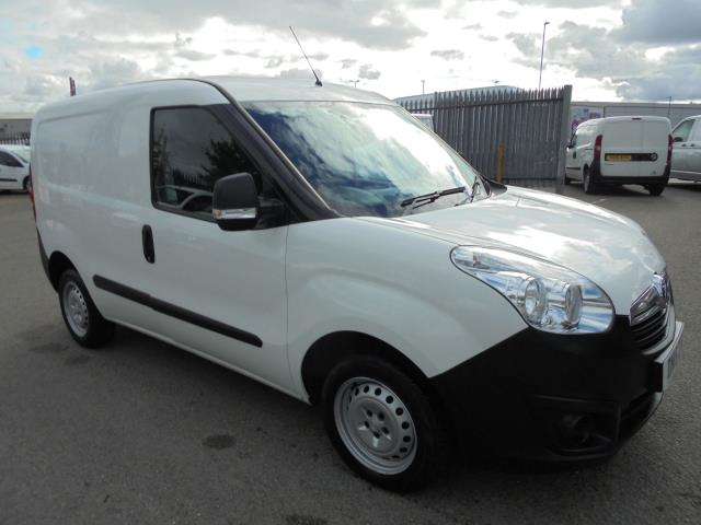 2015 Vauxhall Combo L1 H1 2000 1.3 16V EURO 5 (DN15ZTG)