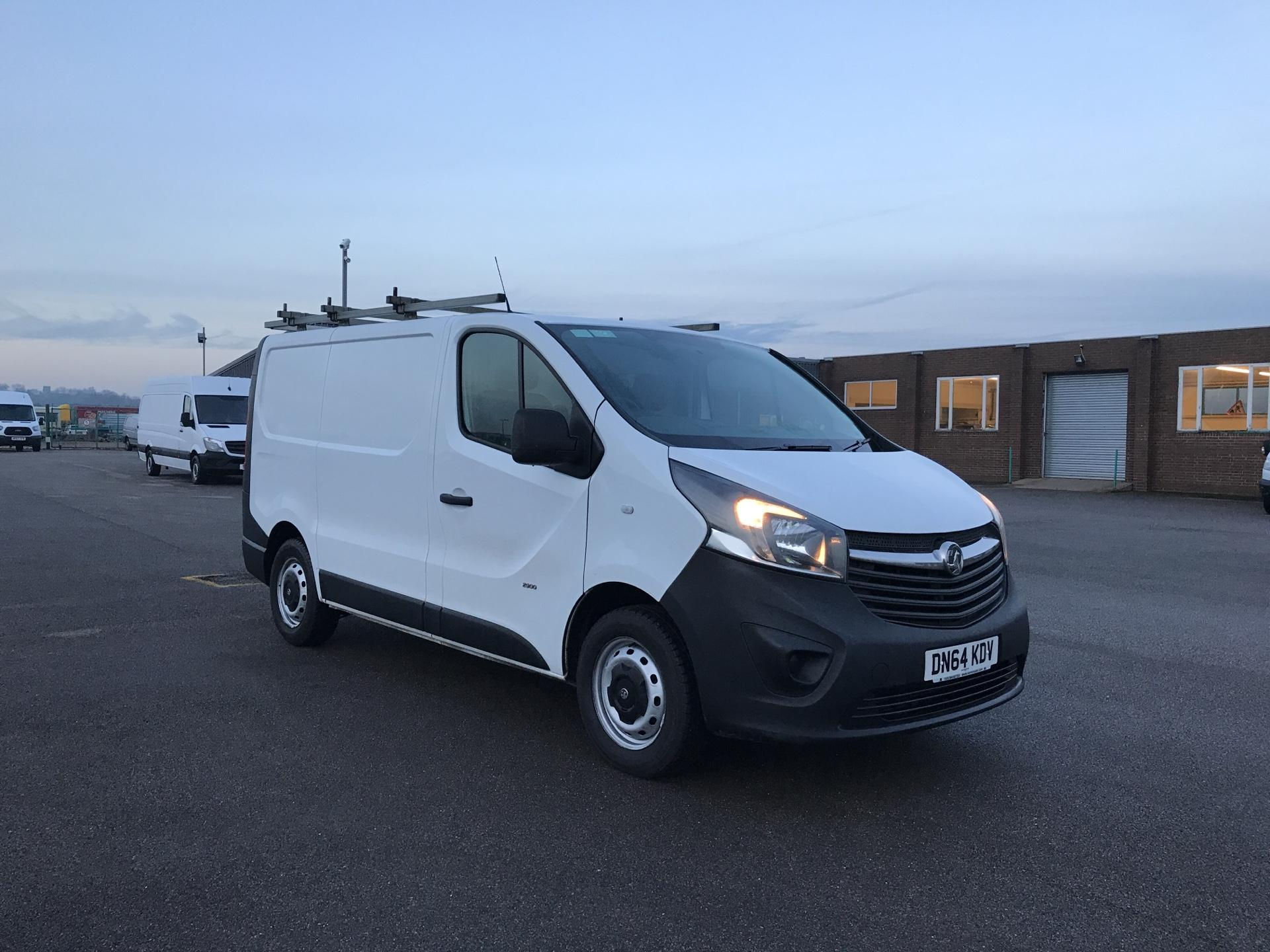2014 Vauxhall Vivaro L1 H1 2900 1.6 115PS EURO 5. VALUE RANGE VEHICLE - CONDITION REFLECTED IN PRICE (DN64KDV)