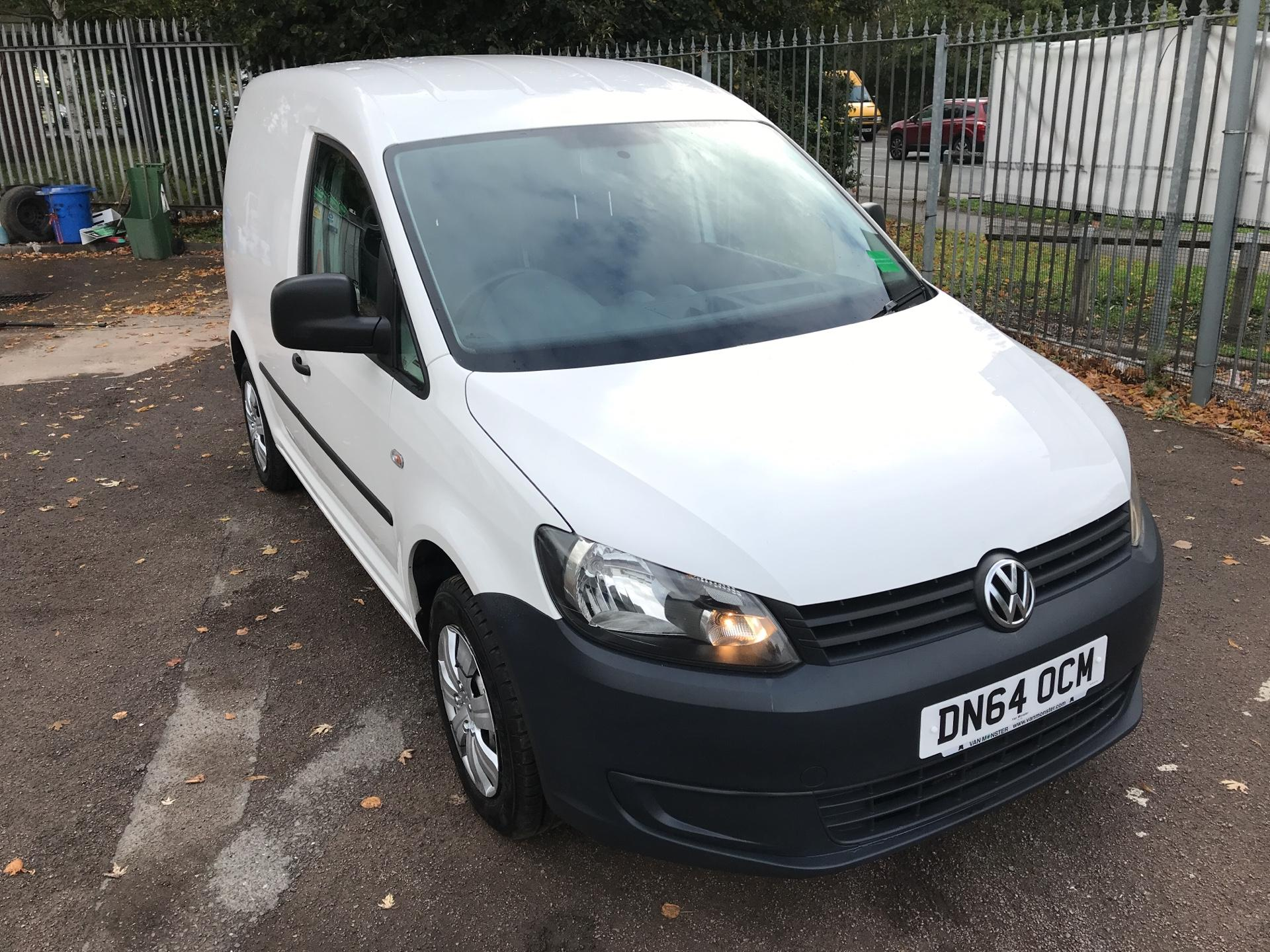 2014 Volkswagen Caddy 2014 Volkswagen Caddy 1.6 Tdi Bluemotion Tech 102Ps Startline Van  (DN64OCM)