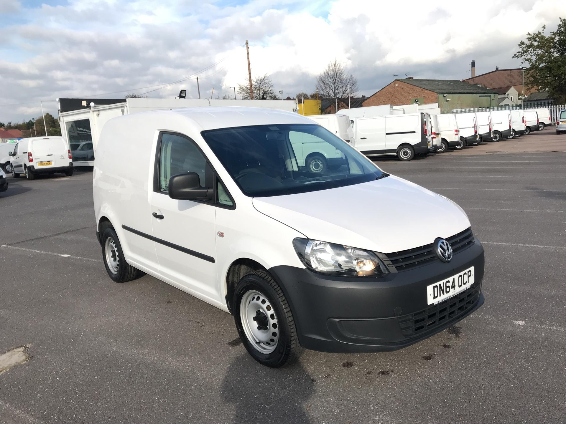 2014 Volkswagen Caddy  1.6 102PS BLUEMOTION TECH STARTLINE EURO 5 (DN64OCP)