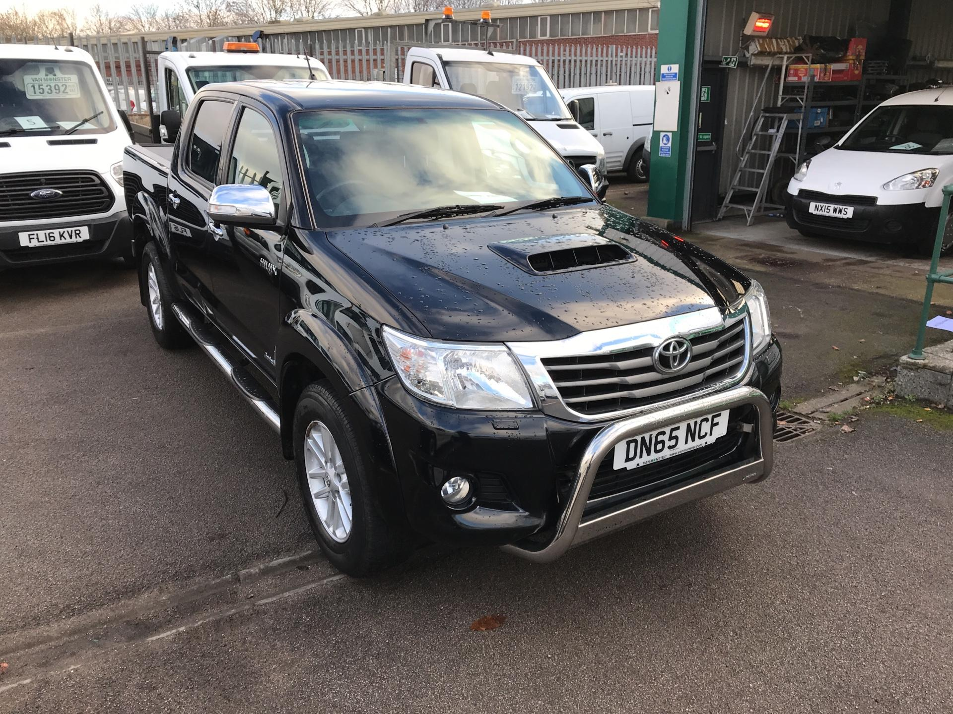 2016 Toyota Hilux DOUBLE CAB PICK UP 3.0 4WD 171 INVINCIBLE EURO 5  (DN65NCF)