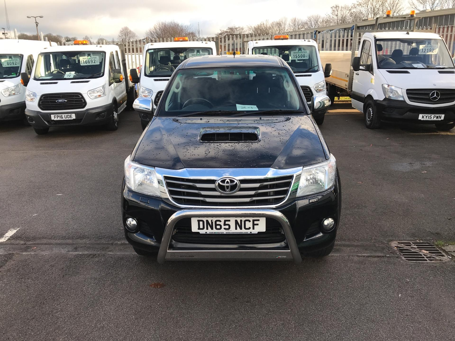 2016 Toyota Hilux DOUBLE CAB PICK UP 3.0 4WD 171 INVINCIBLE EURO 5  (DN65NCF) Image 8