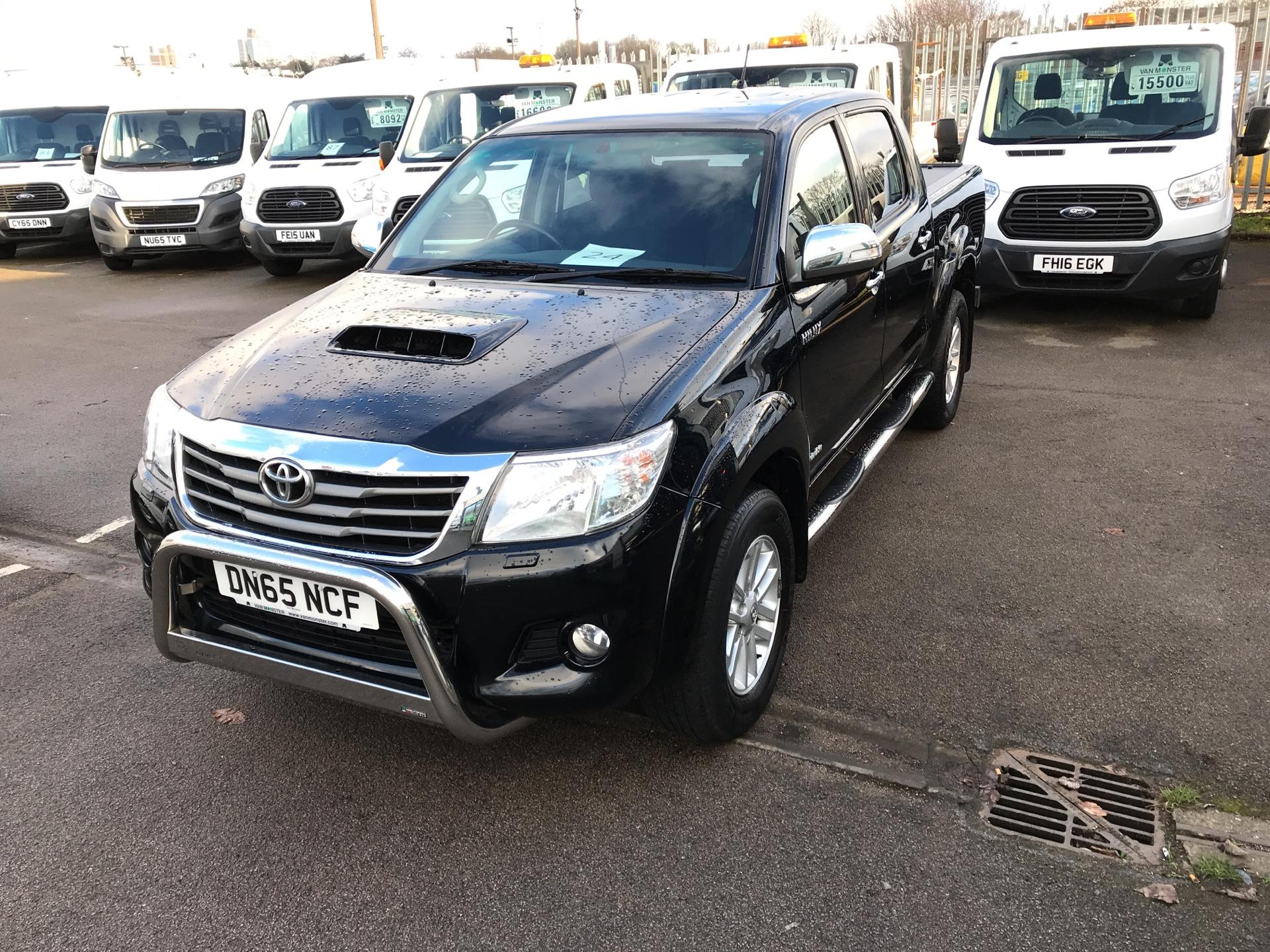 2016 Toyota Hilux DOUBLE CAB PICK UP 3.0 4WD 171 INVINCIBLE EURO 5  (DN65NCF) Image 7