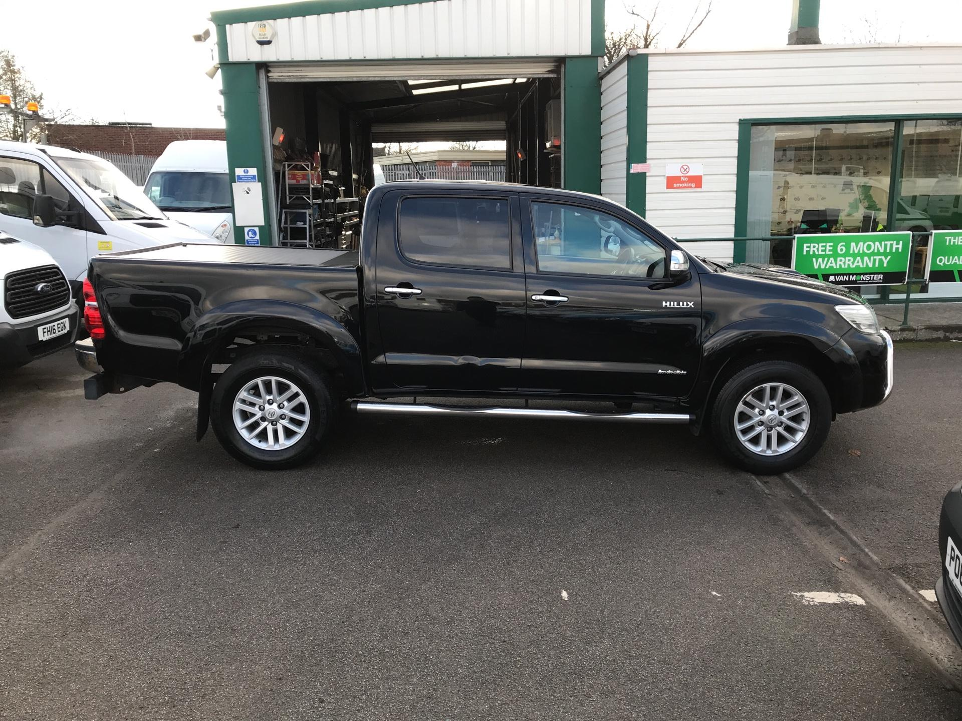 2016 Toyota Hilux DOUBLE CAB PICK UP 3.0 4WD 171 INVINCIBLE EURO 5  (DN65NCF) Image 2