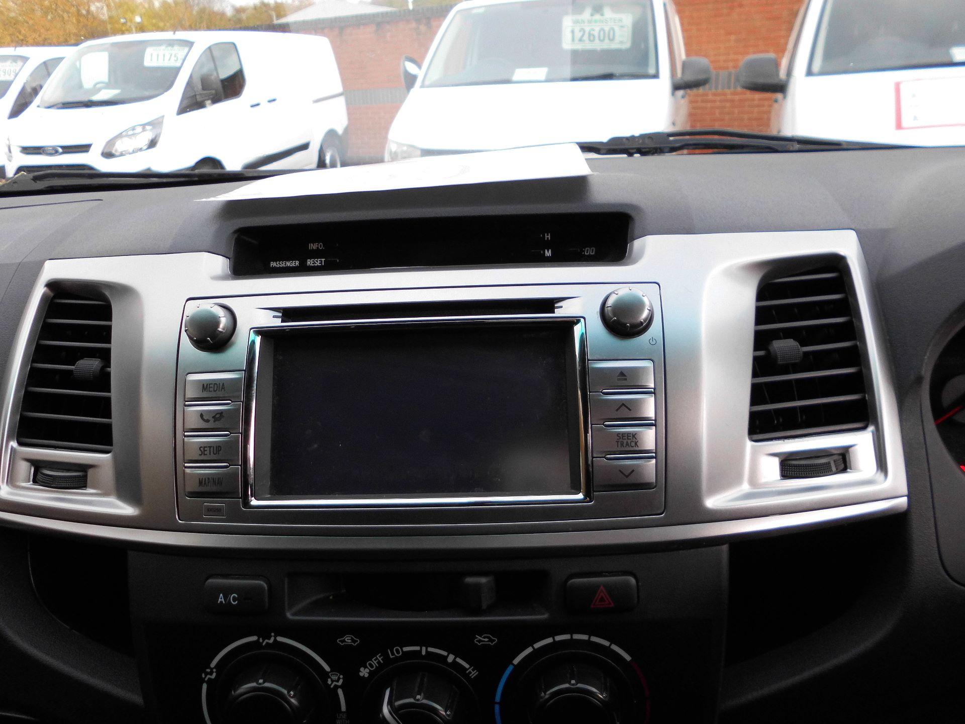 2016 Toyota Hilux Icon D/Cab Pick Up 2.5 D-4D 4Wd 144 (DN65NCO) Image 6