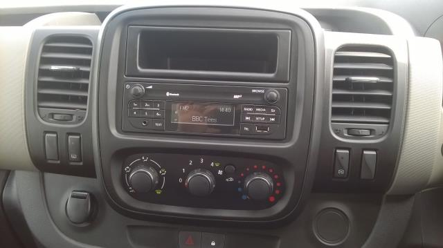 2016 Renault Trafic Sl27 Energy Dci 125 Business Van (DN66JXV) Image 21