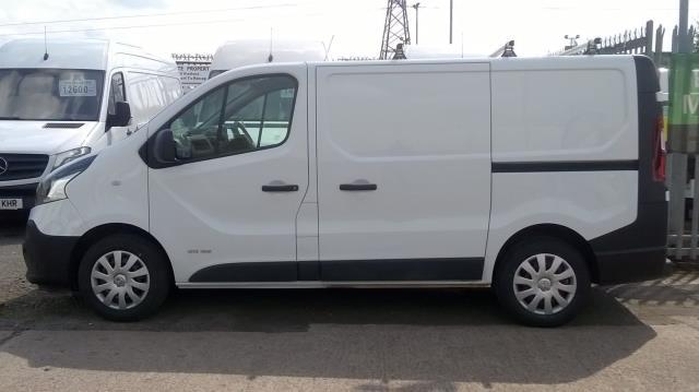 2016 Renault Trafic Sl27 Energy Dci 125 Business Van (DN66JXV) Image 4