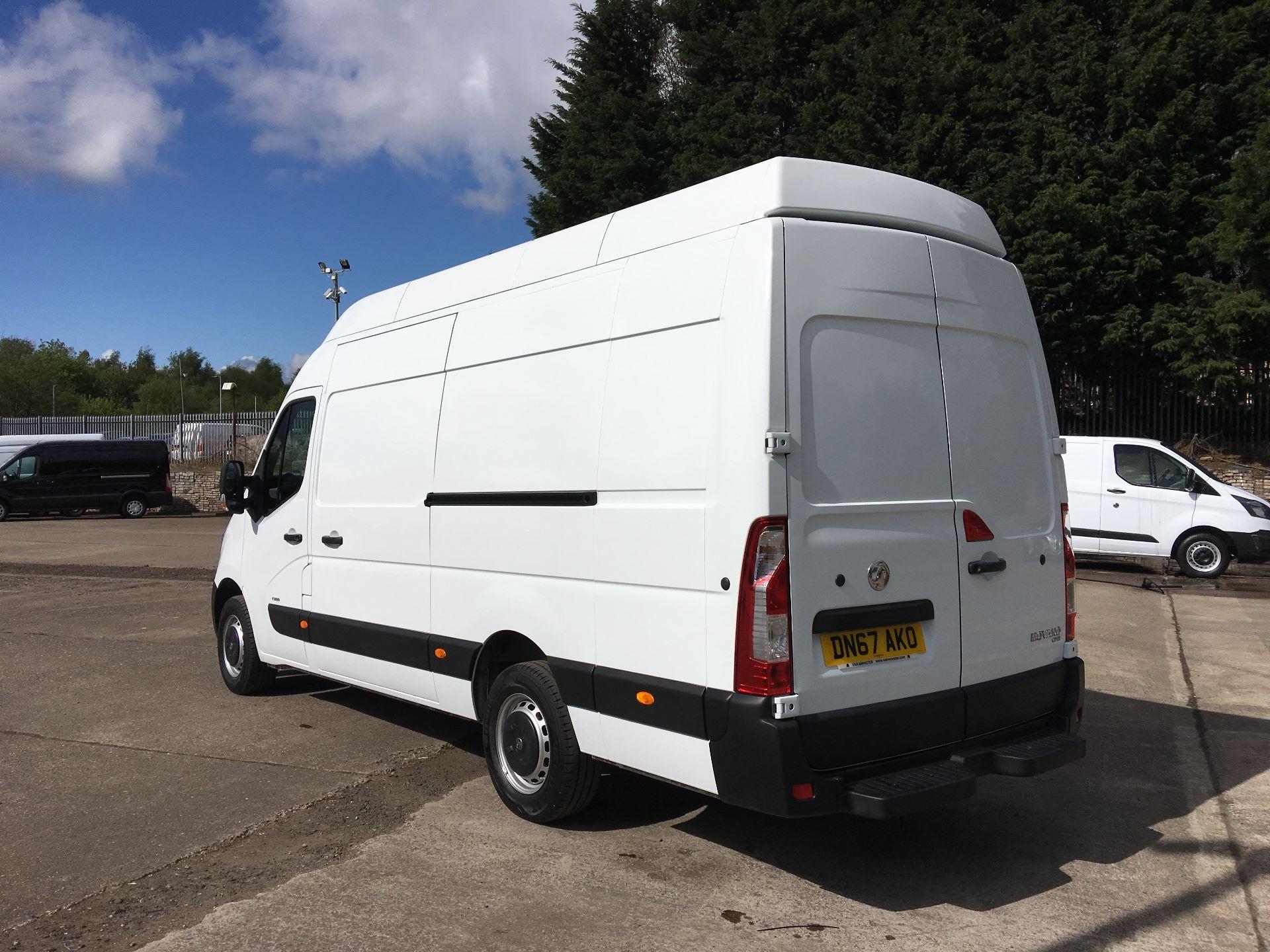 2017 Vauxhall Movano 35 L3 H3 125PS EURO 5 (DN67AKO) Image 11