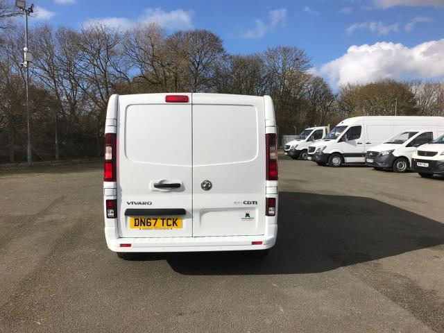 2017 Vauxhall Vivaro L2 H1 2900 1.6CDTI 120PS SPORTIVE EURO 6 (DN67TCK) Image 7
