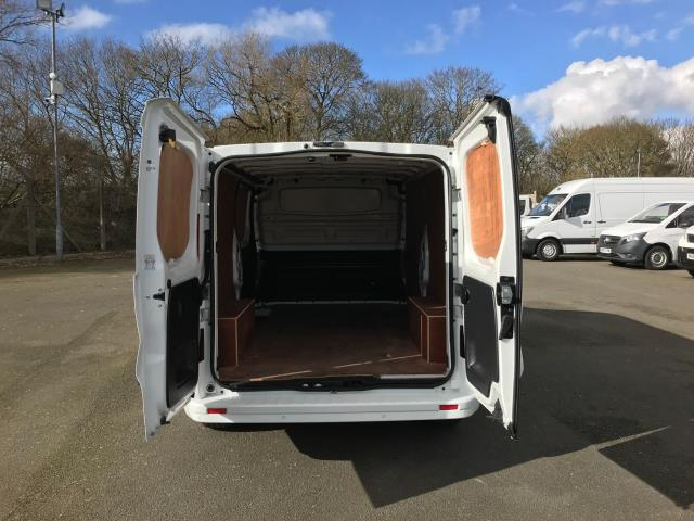 2017 Vauxhall Vivaro L2 H1 2900 1.6CDTI 120PS SPORTIVE EURO 6 (DN67TCK) Image 8