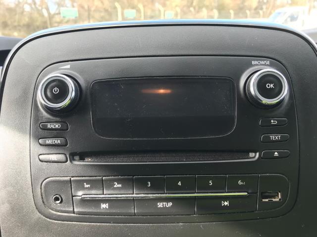 2017 Vauxhall Vivaro L2 H1 2900 1.6CDTI 120PS SPORTIVE EURO 6 (DN67TCK) Image 20