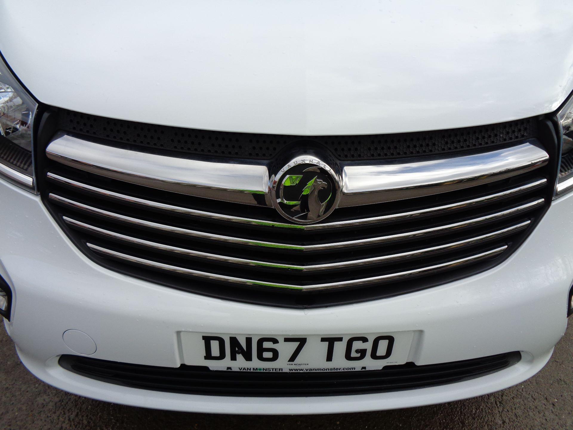 2017 Vauxhall Vivaro L2 H1 2900 1.6CDTI 120PS SPORTIVE EURO 6 (DN67TGO) Image 23
