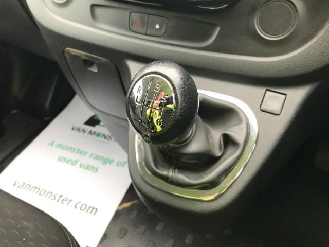 2017 Vauxhall Vivaro L2 H1 2900 1.6CDTI 120PS SPORTIVE EURO 6 (DN67TJY) Image 12