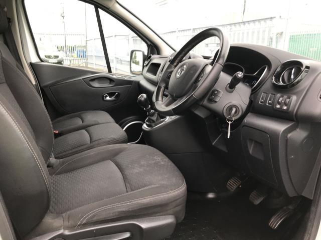 2017 Vauxhall Vivaro L2 H1 2900 1.6CDTI 120PS SPORTIVE EURO 6 (DN67TJY) Image 17