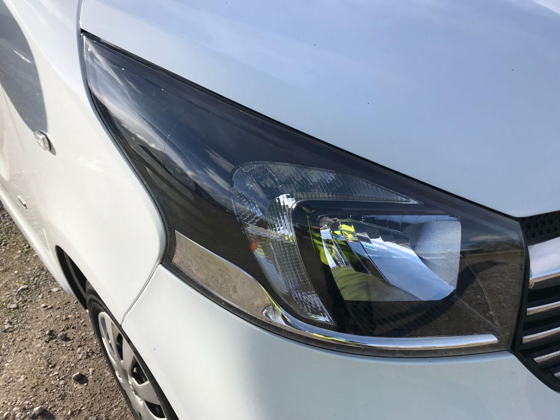 2017 Vauxhall Vivaro L2 H1 2900 1.6CDTI 120PS SPORTIVE EURO 6 *LIMITED 70MPH* (DN67TKK) Image 28