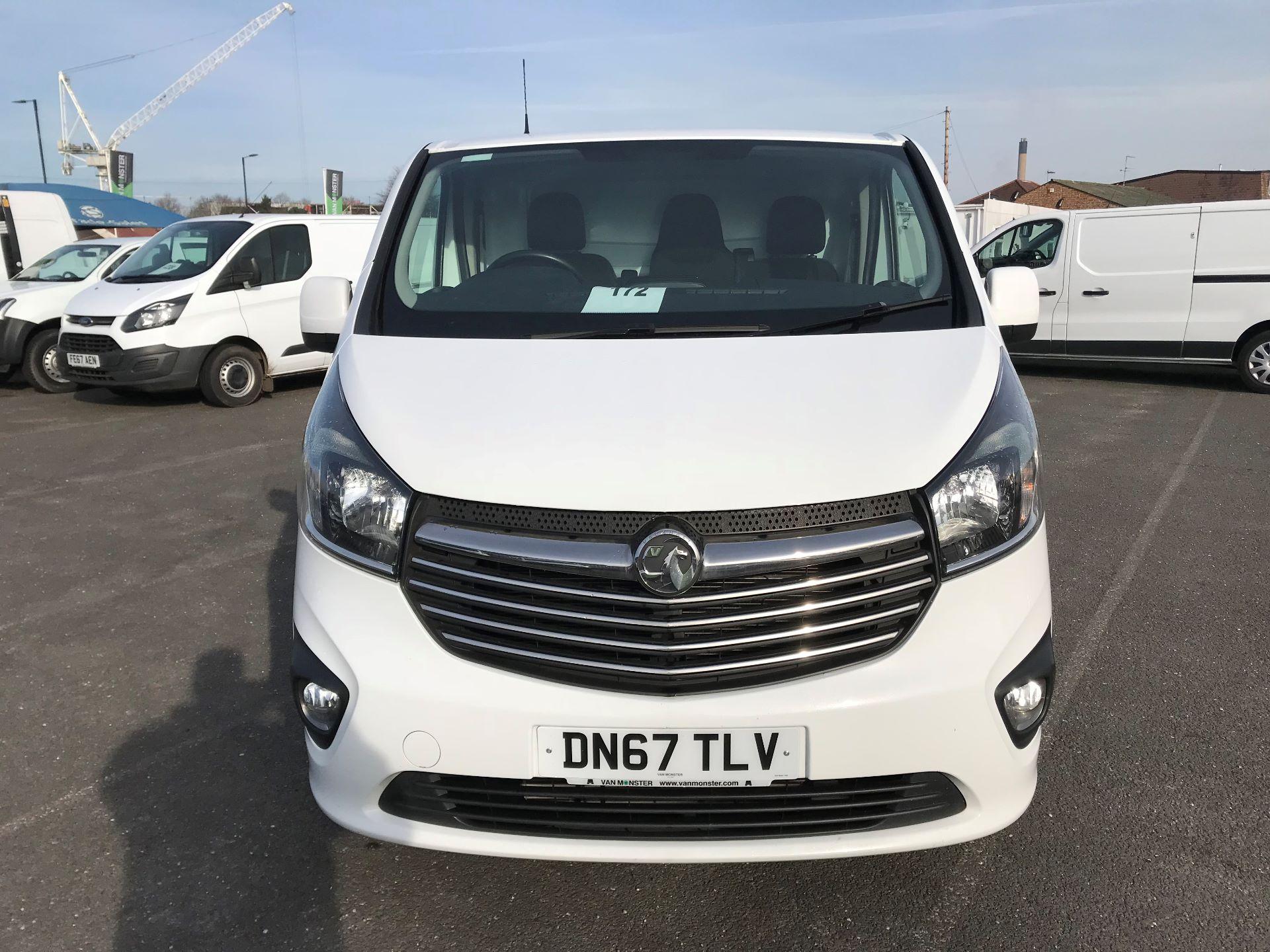 2017 Vauxhall Vivaro  L2 H1 2900 1.6 CDTI 120PS SPORTIVE EURO 6 (DN67TLV) Image 3