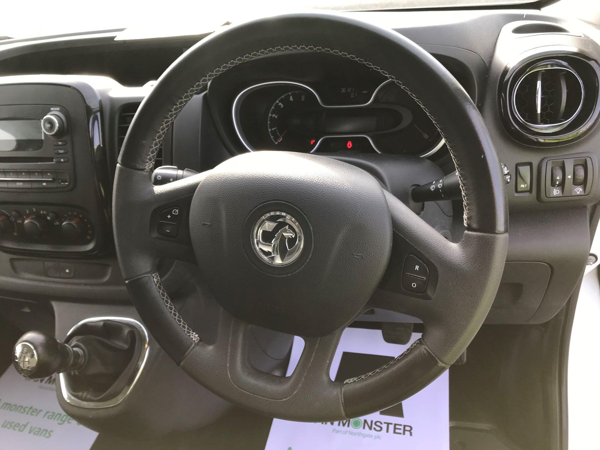 2017 Vauxhall Vivaro  L2 H1 2900 1.6 CDTI 120PS SPORTIVE EURO 6 (DN67TLV) Image 23