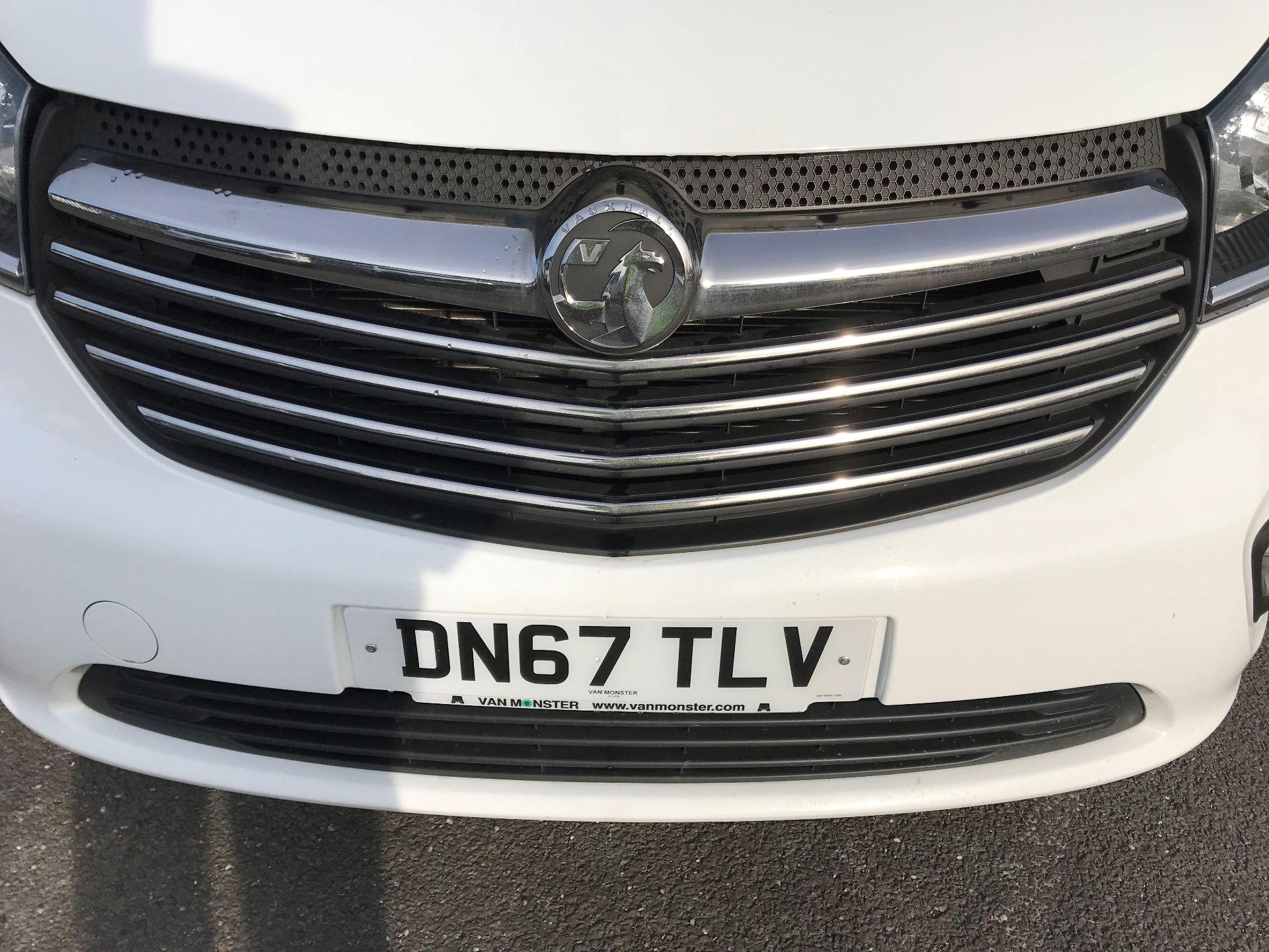 2017 Vauxhall Vivaro  L2 H1 2900 1.6 CDTI 120PS SPORTIVE EURO 6 (DN67TLV) Image 13
