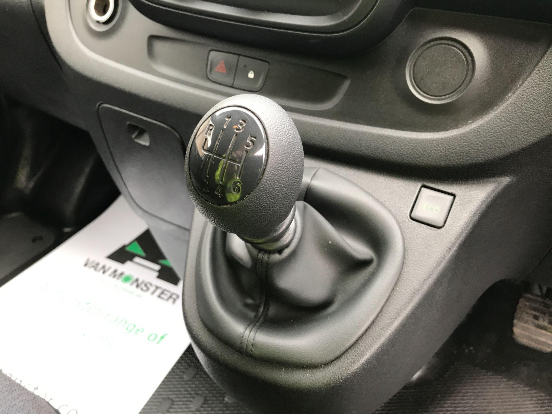 2018 Vauxhall Vivaro 2900 L2 H1 1.6CDTI 120PS  9 SEAT MINIBUS EURO 6 (DN68TVD) Image 12